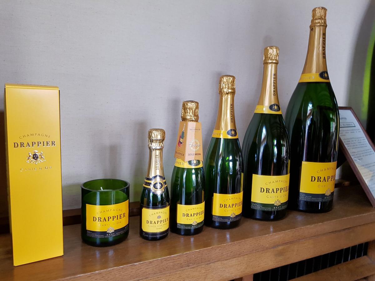 Nel cuore dello Champagne