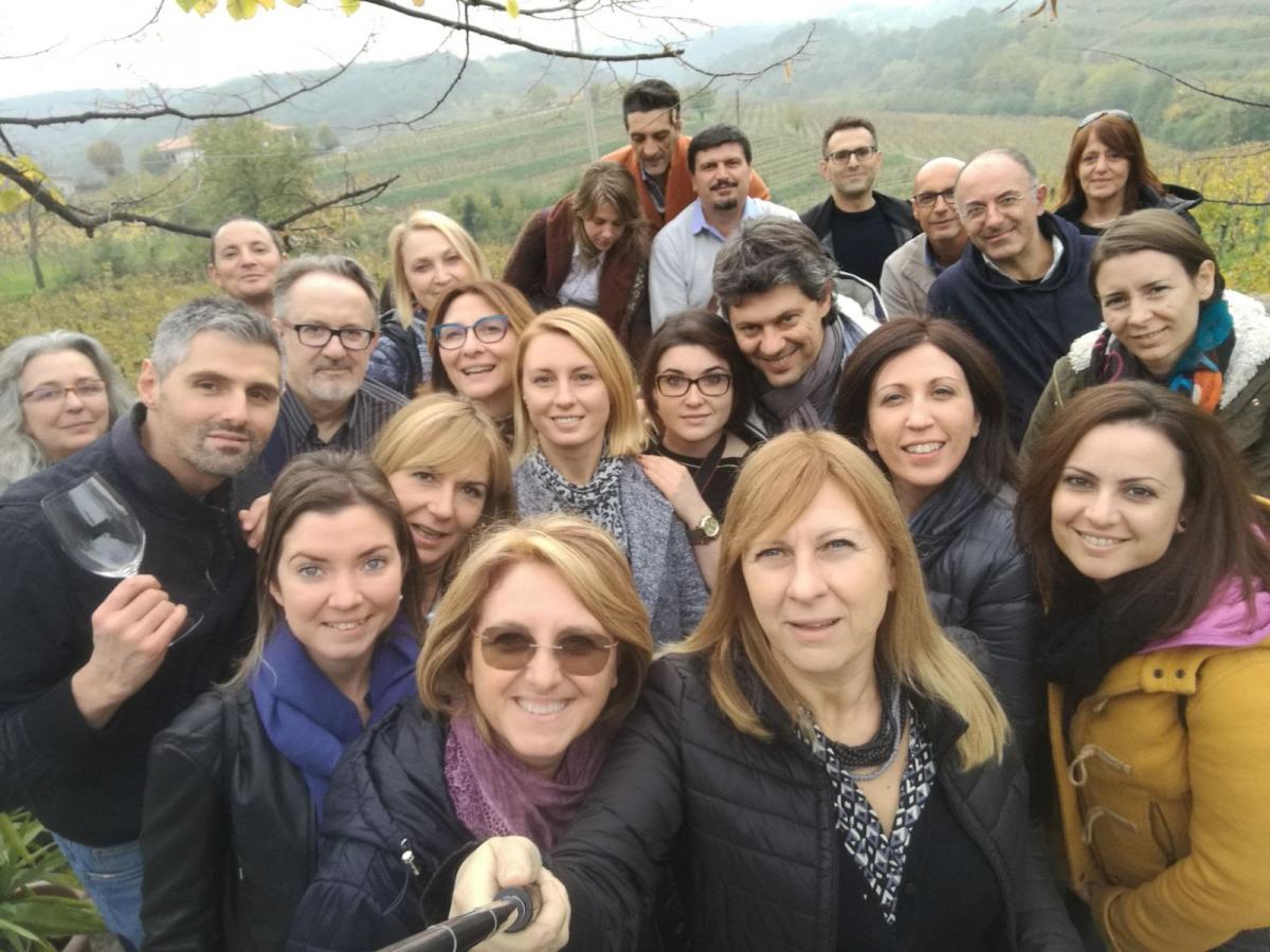 Friuli: ai confini della viticoltura italiana