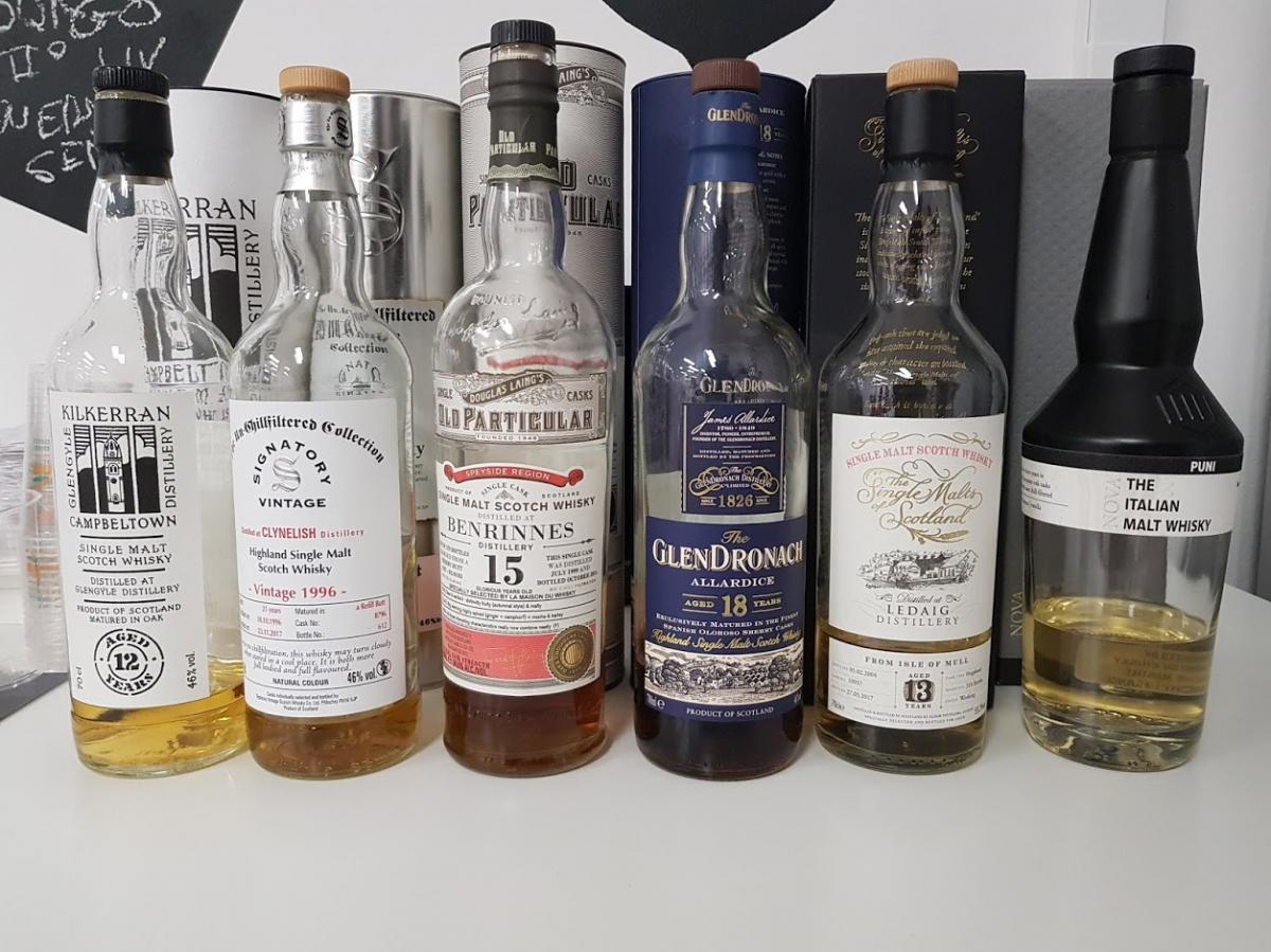 Educazione spirituale fra torba, tempo e bruma: il Whisky scozzese