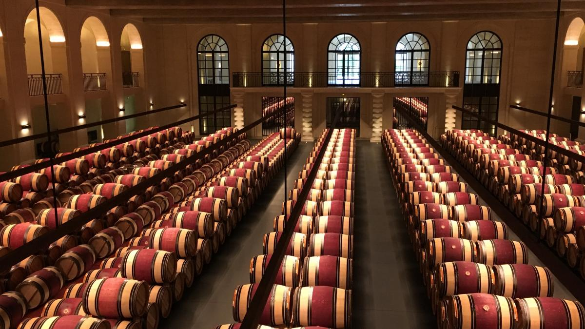 Bordeaux: La riva sinistra