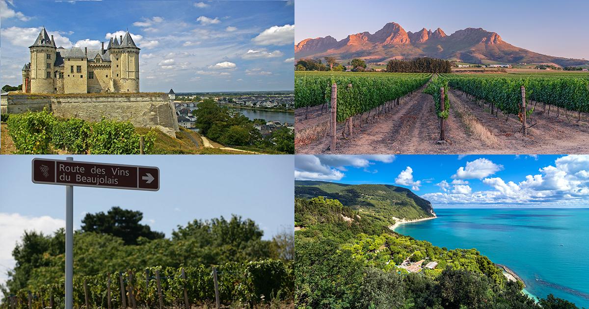 Quattro passi tra Italia e Francia