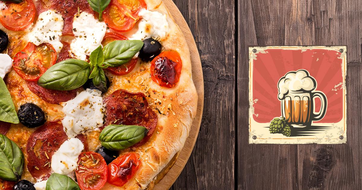 Pizzebbirra!