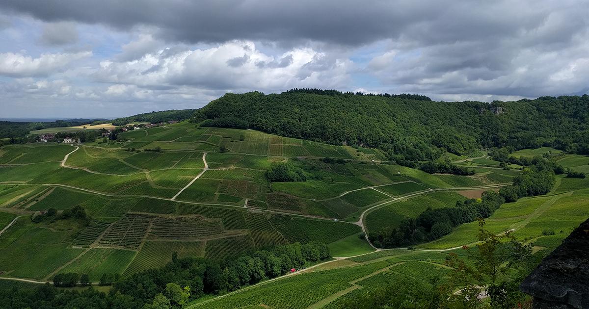 Jura, la montagna incantata