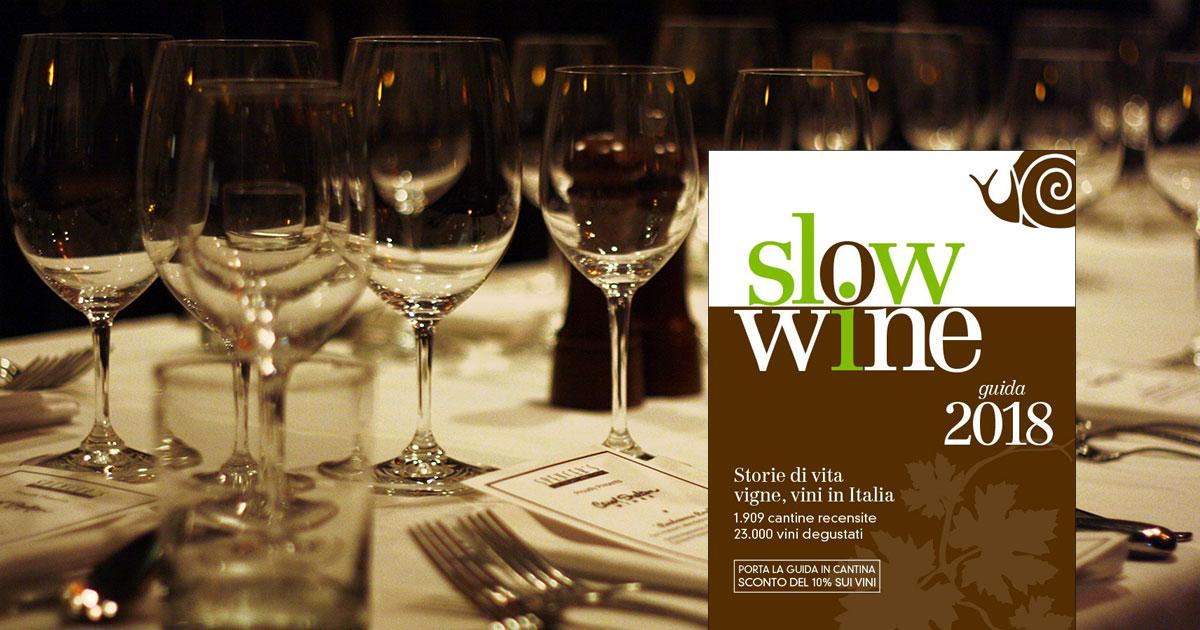 Cento Cene per Slow Wine 2018
