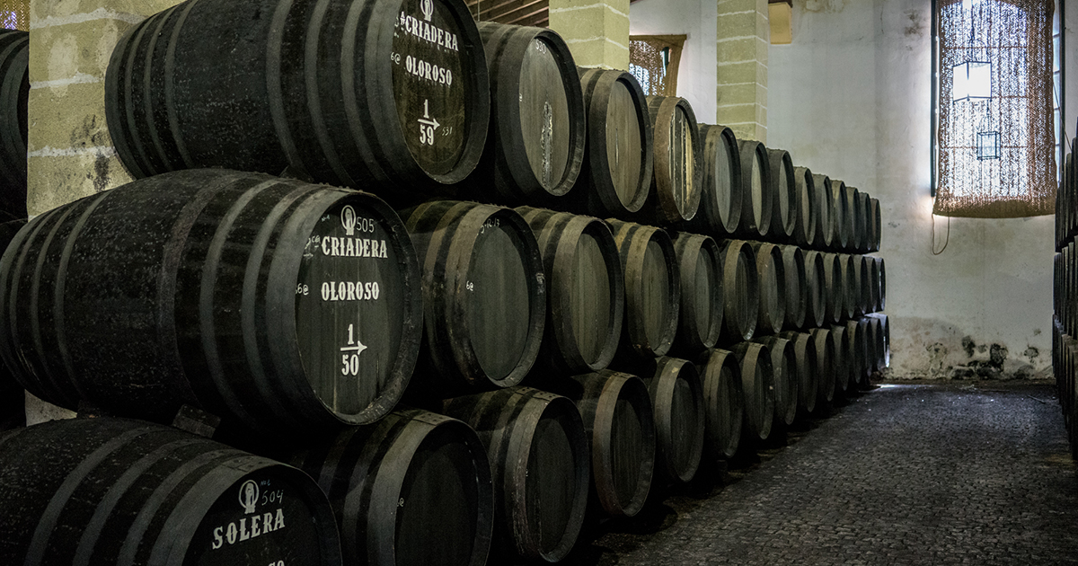 Sherry: Incontri in Terra Andalusa BIS