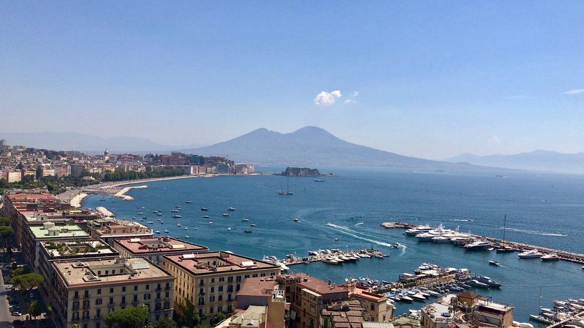 Tra fuoco, terra e cielo: viaggio in Campania