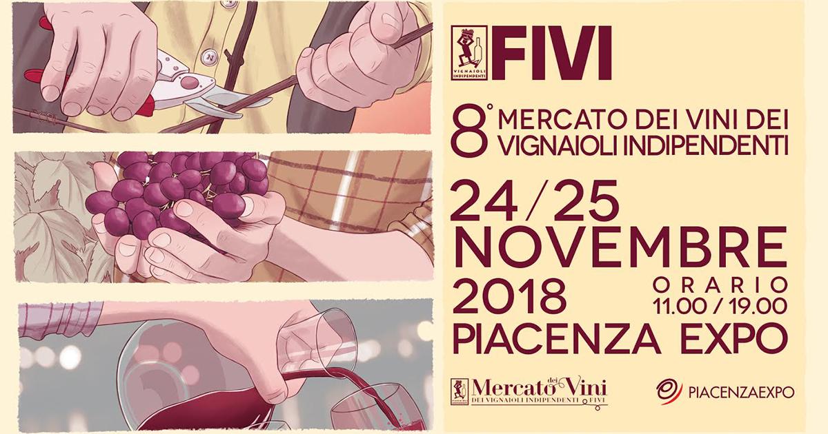 Mercato dei vini dei Vignaioli indipendenti - Gita