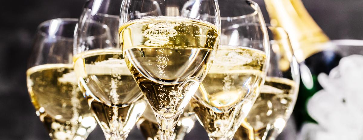 Grandi lieviti: lo champagne e i suoi assemblaggi