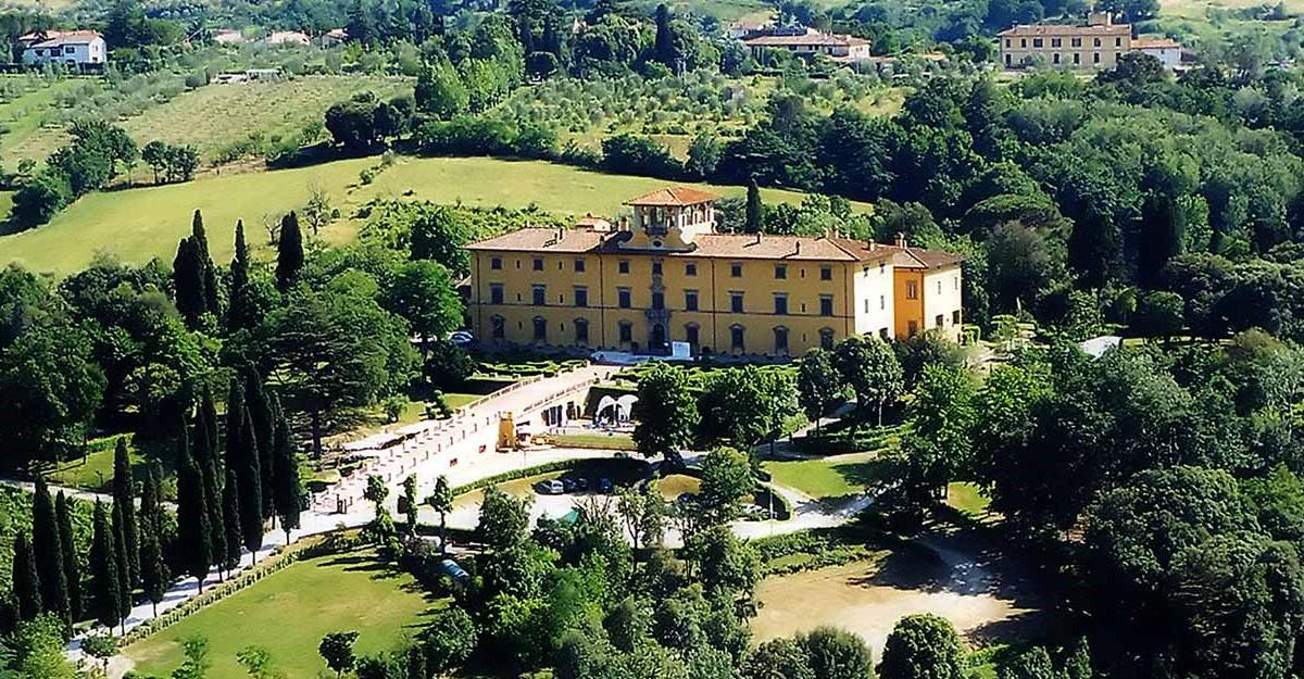Convivio d'estate - Villa Castelletti