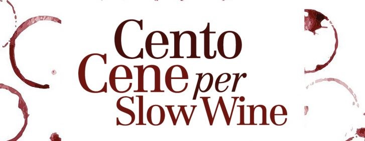 Cento cene per Slow Wine 2020